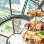 Afternoon Tea at the Hotel Gotham, Manchester