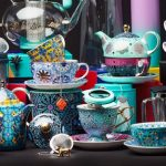 John Lewis Moroccan Tea Set