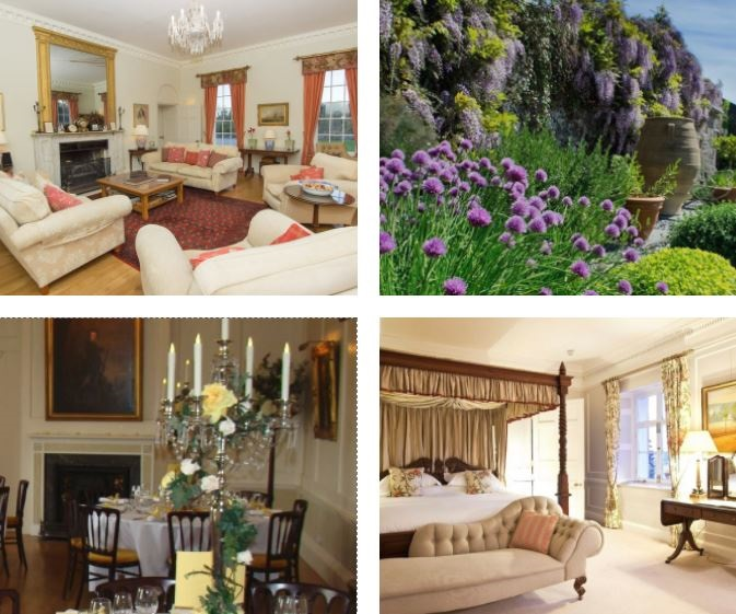 Pentillie Castle. Your beautiful venue for afternoon tea, a luxury weekend break or a romantic wedding in Cornwall.