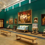 The Queens Gallery, Buckinmgham Palace, London.