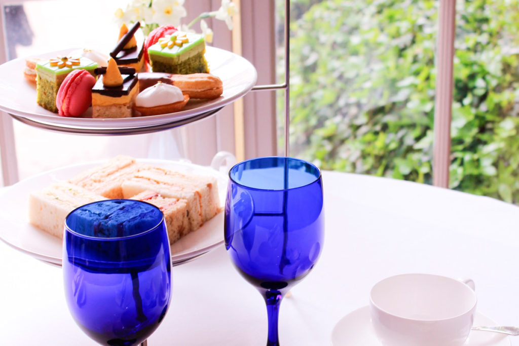 Enjoy afternoon tea in Bath at the Royal Crescent Hotel and Spa