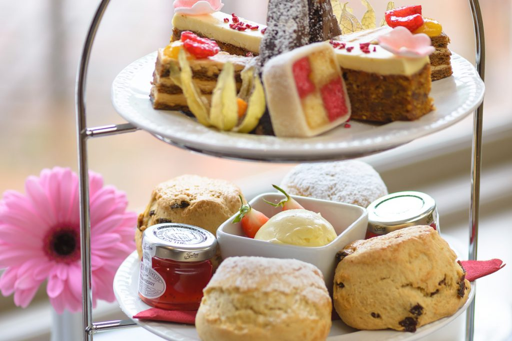 Spa and Afternoon Tea at Connaught, Bournemouth