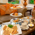 Afternoon Tea at Gringle park Hotel