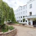Enjoy a fabulous afternoon tea at the Mill Hotel, Sudbury, Suffolk.