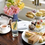 Pentillie Castle Gin Afternoon Tea, Cornwall
