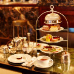 Afternoon Tea London: the sumptuous Viennese themed afternoon tea at the Delaunay in Covent Garden.