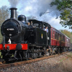 Spa Valley Steam Train Experience
