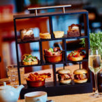 Marco Pierre White's Afternoon tea at Bardolino, Birmingham.