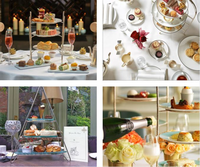 Use your Virgin Experience Discount Code on Luxury afternoon teas across the UK - Virgin Experience 25% Off Discount Code for Afternoon Tea