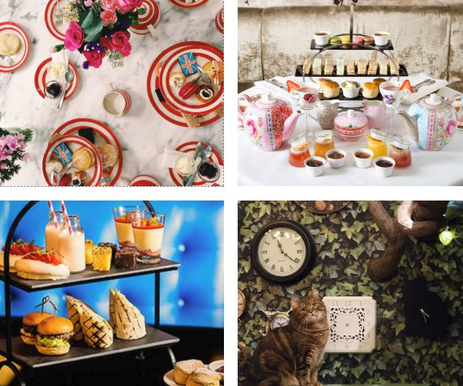 Get a tasty discount off themed afternoon teas with a Virgin Experience 25% Off Discount Code