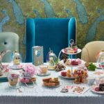 Treat someone special to this fantastic Alice in Wonderland tea party, London.