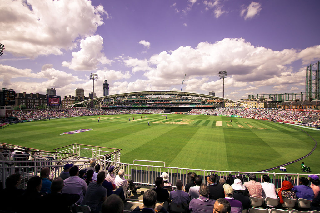 Buy tickets for the Kia Oval Cricket Ground, London.