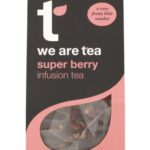 Super Berry Tea from We are Tea