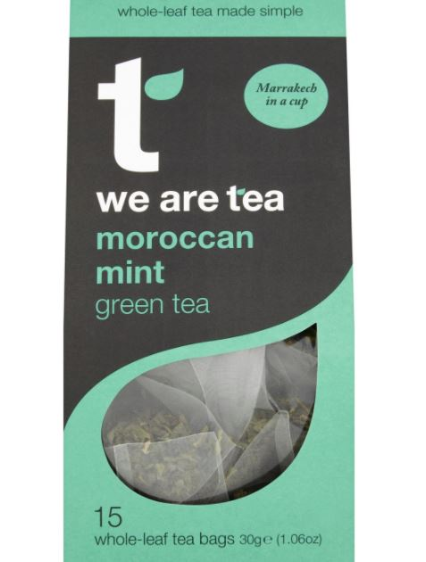 Moroccan Mint Tea from We Are Tea