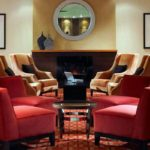 The relaxing lounge for afternoon tea at the bexleyheath marriott hotel, Kent.