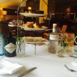 Enjoy a gin and tonic afternoon tea in Kent at the Marriott, Bexleyheath.
