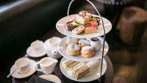 Special offer afternoon tea at the Brooklands Hotel, Surrey.