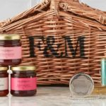 Fortnum and Mason Tea hamper, a perfect gift for Mother's Day.
