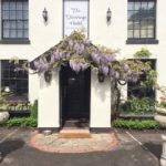 The Vicarage, Cheshire. The venue for a delicious Gin Afternoon Tea