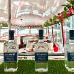 London gin bus tour with Hayman's gin. Operated by B Bakery.