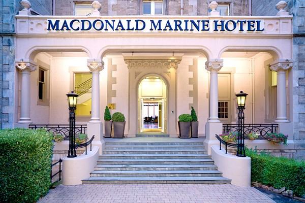 Macdonald Marine Hotel, North Berwick