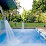 macdonald spa hotel outdoor plunge pool with water jets