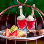 Revolution Bar Afternoon Tea sweet treats