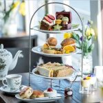 A mouthwatering gin afternoon tea on The Yacht, London.