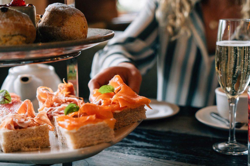 Afternoon Tea Brasserie Blanc, London and Bath