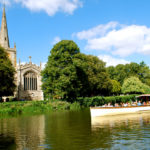 river sightseeing cruise in Stratford Upon Avon.