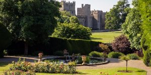 Raby Castle Afternoon Tea Offer