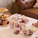 Afternoon Tea at the Arden Hotel, Stratford Upon Avon