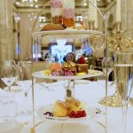 A mouthwatering afternoon tea at the Criterion Hotel, London in Savini's Restaurant