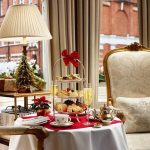 Egerton House Hotel Christmas Afternoon Tea