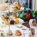 The delicious old rectory afternoon tea in Redditch, West Midlands.