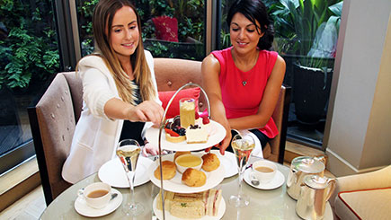 "Take part in a ""Make your own perfume"" experience and enjoy an afternoon tea for two also."