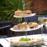 Afternoon Tea at the Talbot, Surrey.