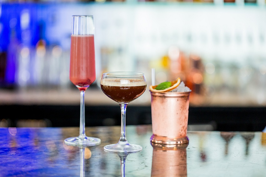 Try a cocktail masterclass as a quirky thing to do in London for your next girly day out in London