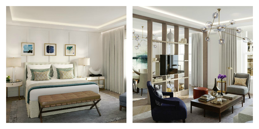 The London Suite at the Corinthia Hotel