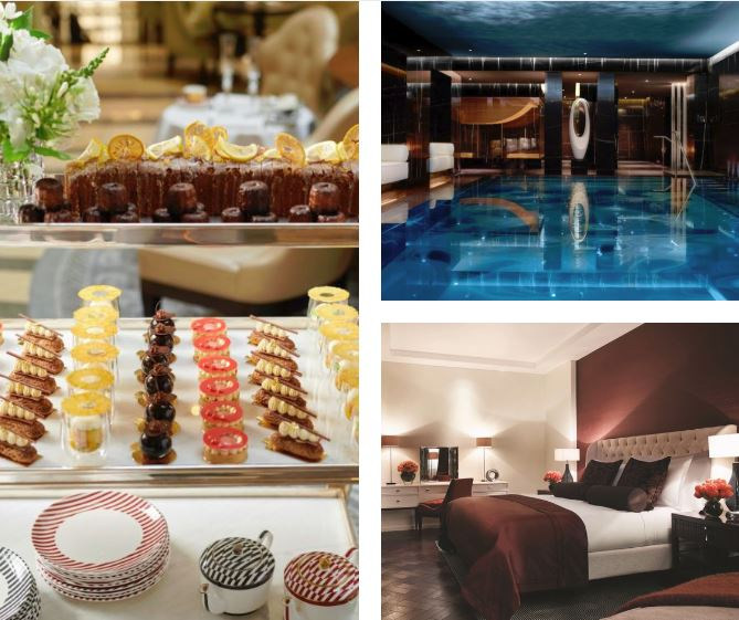 Corinthia Hotel London, Spa, Afternoon Tea and overnight accommodation break