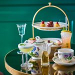 Wyld Afternoon Tea at Mondrian London on London's Southbank