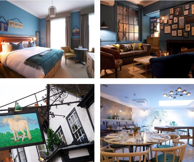 Discover the White Horse Hotel