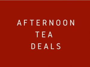 Afternoon Tea Deals London & UK