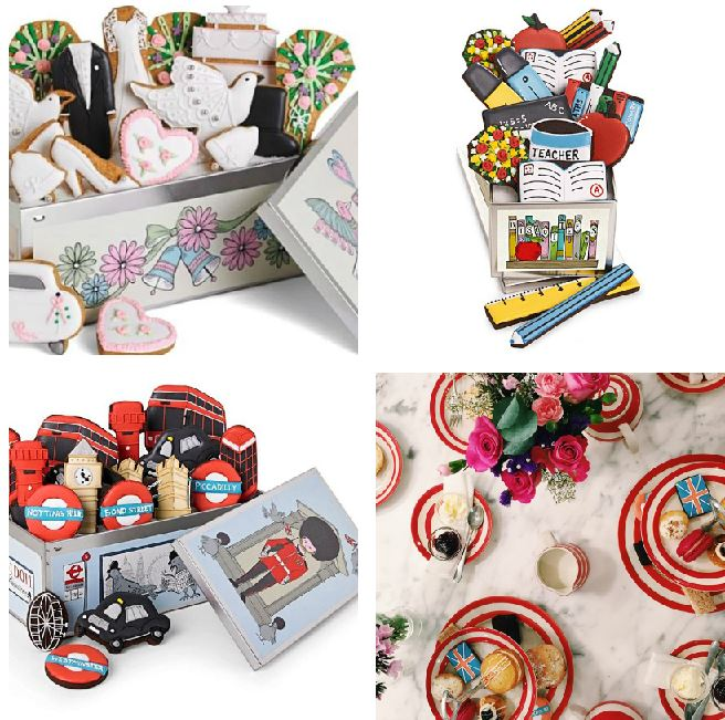 Win a tasty selection of luxury biscuits from Biscuiteers in our July competition