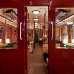 Cahoots Railway Carriage for Tipples and Treats