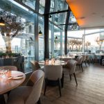 Enjoy stunning views at the Crafthouse Leeds, a great venue for afternoon tea