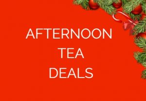 Christmas Afternoon Tea Offers