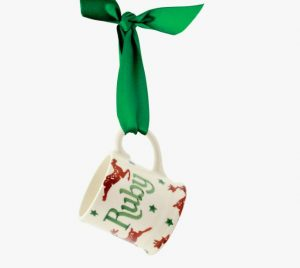 Emma Bridgewater personalised gifts for Christmas