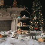 The Snowman Afternoon Tea at Hanbury Manor, East Lincolnshire