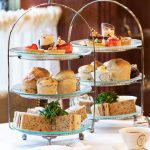 Treat yourself to a delicious afternoon tea at Caffe Concerto, London.
